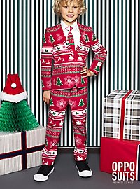 OppoSuits Boys Winter Wonderland Anzug für Kinder