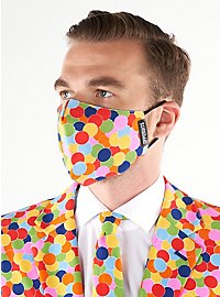 OppoSuits Confetteroni face mask