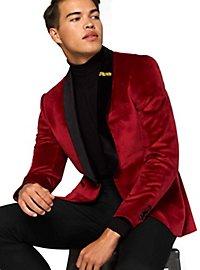 OppoSuits Dinner Jacket dark red