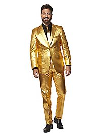 OppoSuits Groovy Gold Party Suit
