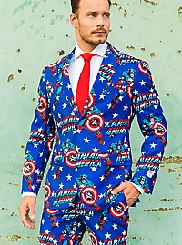 OppoSuits Marvel Captain America Suit