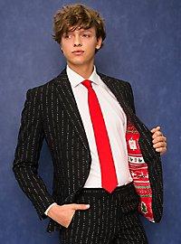 OppoSuits Merry Pinstripe Anzug