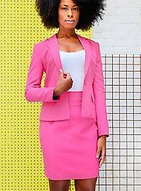 OppoSuits Ms. Pink Damen Anzug