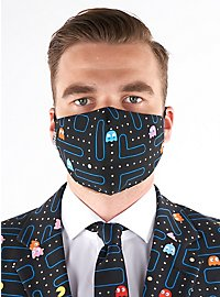 OppoSuits Pac-Man Mouth Mask