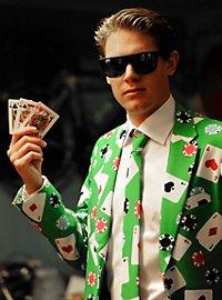 OppoSuits Poker Face
