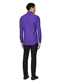 OppoSuits Purple Prince Shirt