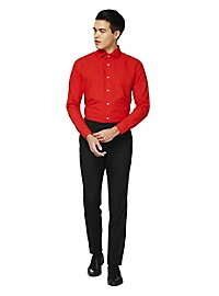 OppoSuits Red Devil Hemd