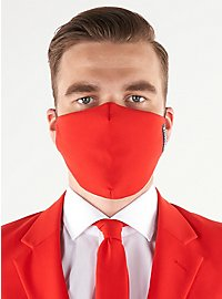 OppoSuits Red Devil Mundschutz Maske