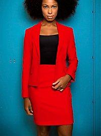 OppoSuits Red Ruby Damen Anzug