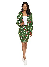 OppoSuits Santababe ladies suit