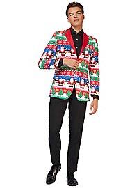 OppoSuits Snazzy Santa Jacket