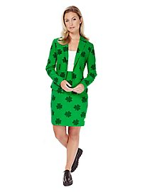 OppoSuits St. Patrick's Girl ladies suit