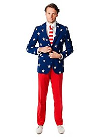 OppoSuits Stars and Stripes Anzug