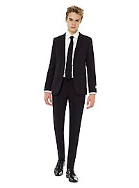 OppoSuits Teen Black Knight Suit For Teenagers