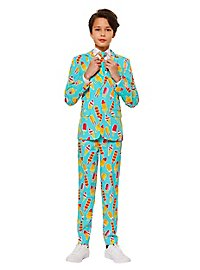 OppoSuits Teen Cool Cones Suit for Teenagers