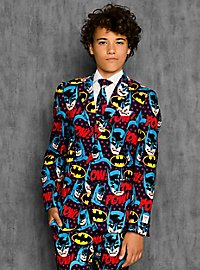 OppoSuits Teen Dark Knight Suit For Teenagers