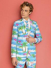 Opposuits Teen Flaminguy Anzug für Jugendliche