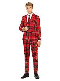 OppoSuits Teen Lumberjack suit for teens