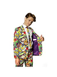 OppoSuits Teen Street Vibes suit for teenagers
