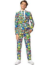 OppoSuits Teen Super Mario Anzug für Jugendliche
