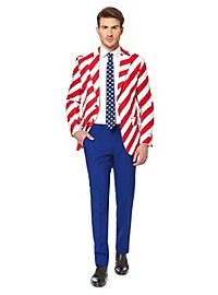 OppoSuits United Stripes Anzug