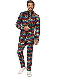 OppoSuits Wild Rainbow Anzug