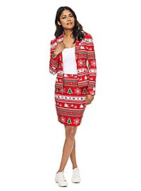 OppoSuits Winter Woman Damen Anzug