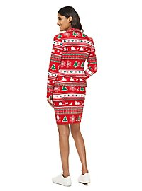 OppoSuits Winter Woman Ladies Suit