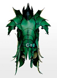 Orc Lord Leather Armor green