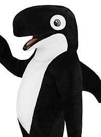 Orca Mascot