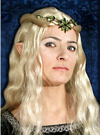 Prothèse en latex Oreilles de haut elfe