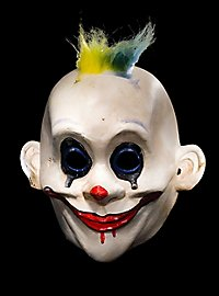 Original Batman Grumpy Clown Maske aus Latex
