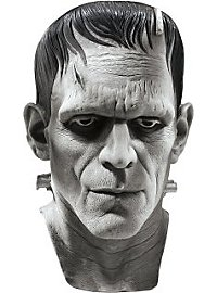 Original Frankenstein Maske aus Latex
