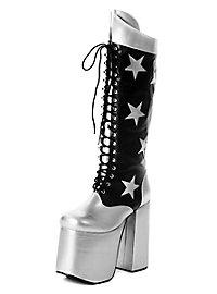 Original Kiss Starchild Boots