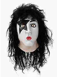 Original Kiss Starchild Maske aus Latex