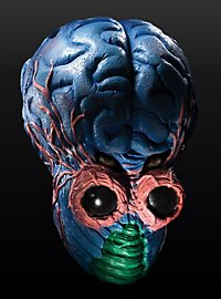 Original Metaluna IV Alienmaske aus Latex