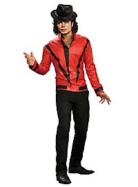 Original Michael Jackson Thriller Jacket red