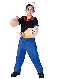 Original Popeye Kids Costume