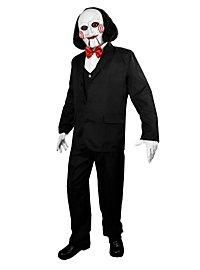 Original Saw Billy Deluxe Kostüm mit Maske