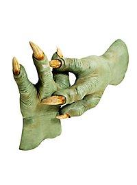 Original Star Wars Yoda Hände