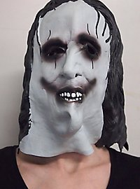 Original The Crow Maske aus Latex