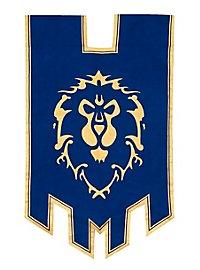 Original World of Warcraft Alliance Banner