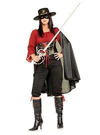 Original Zorro Lady Kostüm