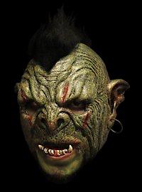 Ork Berserker Deluxe Kinnlose Maske