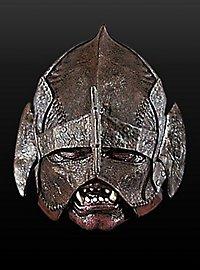 Ork Uruk Hai Maske aus Latex