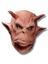 Orkhäuptling Maske aus Schaumlatex