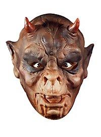Orkschamane Maske aus Schaumlatex