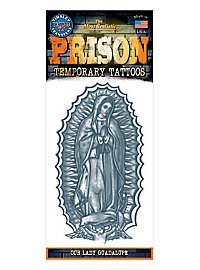 Our Lady Temporary Prison Tattoo