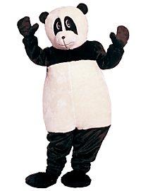 Ours panda Mascotte
