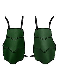 Outrider Thigh Guards green
